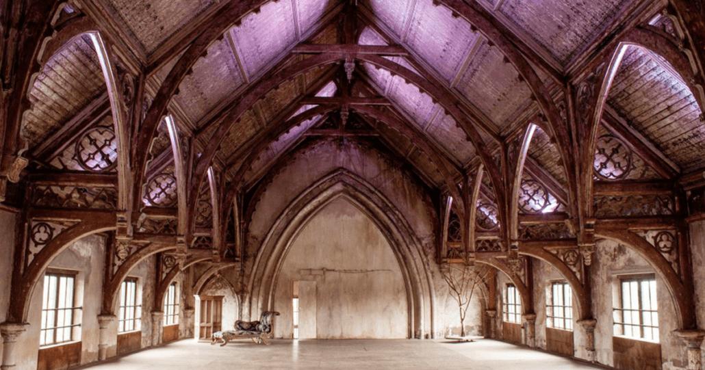Turn Camp location Metaal Kathedraal