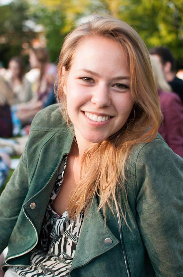 Annelies Kluiwstra_ lid van The Turn Club