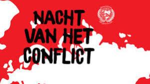 nacht van het conflict