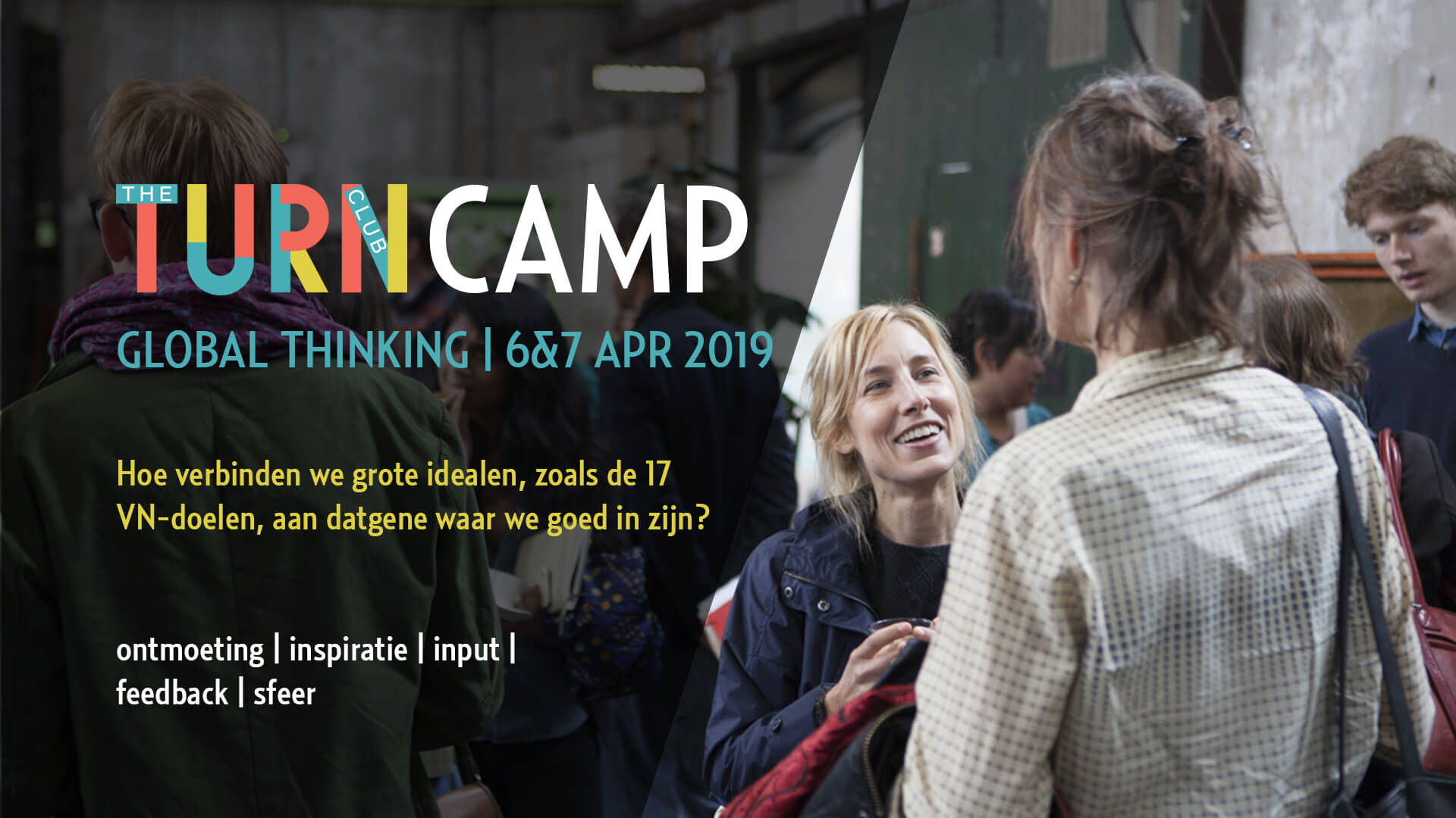 TurnCamp Global Thinking 6 en 7 april 2019