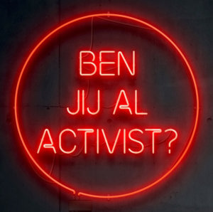 An Kramer Cover ben jij al activist